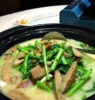 豆腐渣煮白菜台.